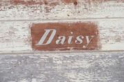 daisys nameplate